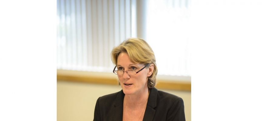 Louise Bennett, CEO of CW Chamber
