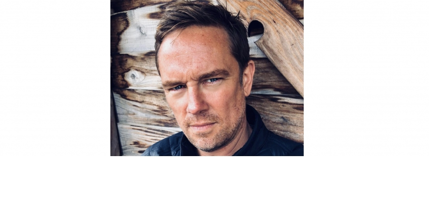 Television presenter Simon Thomas who has been announced as a speaker at the Being Well Festival in Coventry.