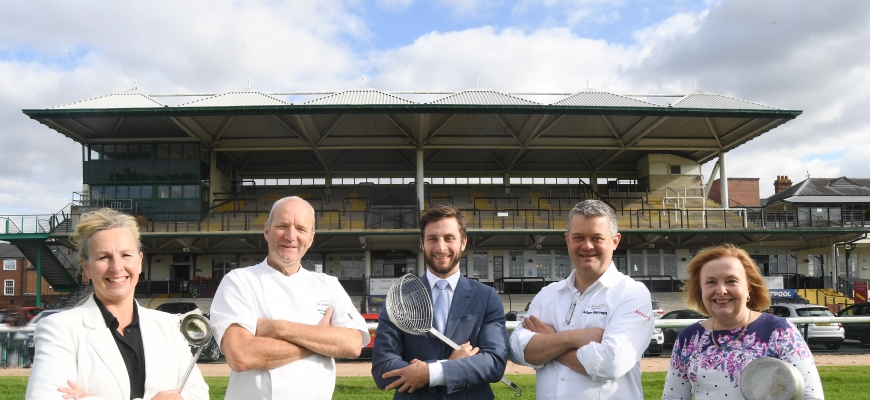 Culinary stars to strut their stuff at Warwick Racecourse